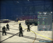 WAB RBS 90 armory