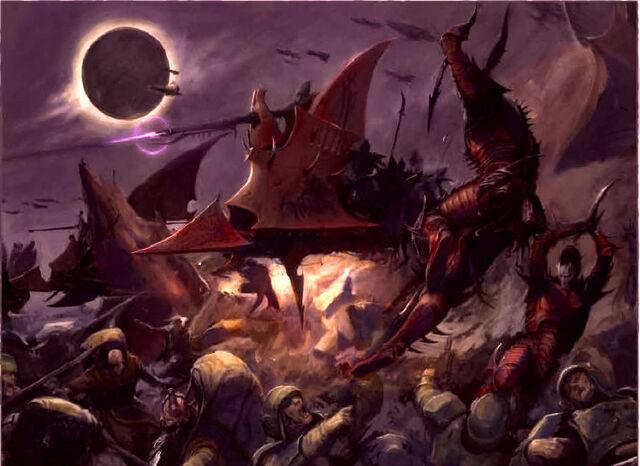 File:Dark Eldar Raid Colored by MajesticChicken.jpg