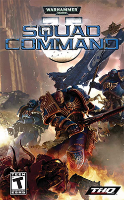 Warhammer 40,000 - Squad Command Coverart