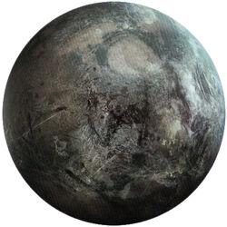 Istvaan III planet