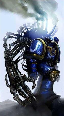 Techmarine Arius