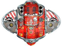 Knight Warden Unalloyed Victory (top view)