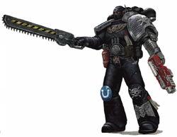 UM Deathwatch Kill-Marine