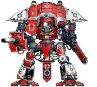 Knight Paladin The Red Doom