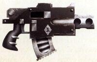 Bolt Pistol IH Legion Phobos