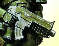Mark IV Bolter
