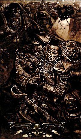 Death of Warmaster Slaydo