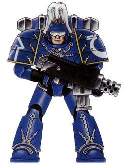 Mk1 Thunder Armour