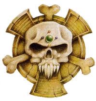 Crux Terminatus badge 1