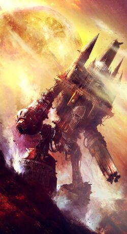 Chaos Emperor Titan