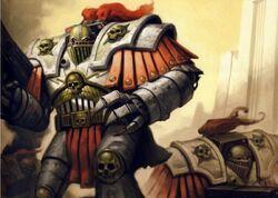 Death Guard Giesolk Terminator Squad