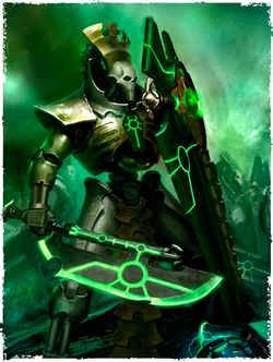Necron Lych Guard