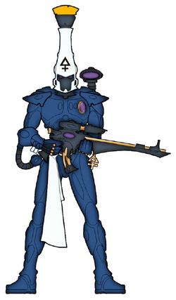 Silvered Blade Dire Avenger