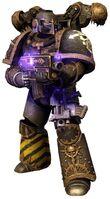 Csm iron warriors