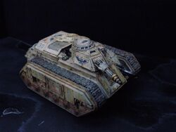 Banewolf tank