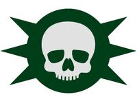 Death Guard Pre-Heresy Livery