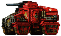 32nd Thetoid Eagles Taurox Prime