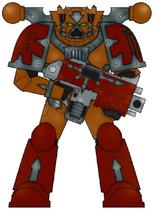 Bloodgorged Chaos Marine 2