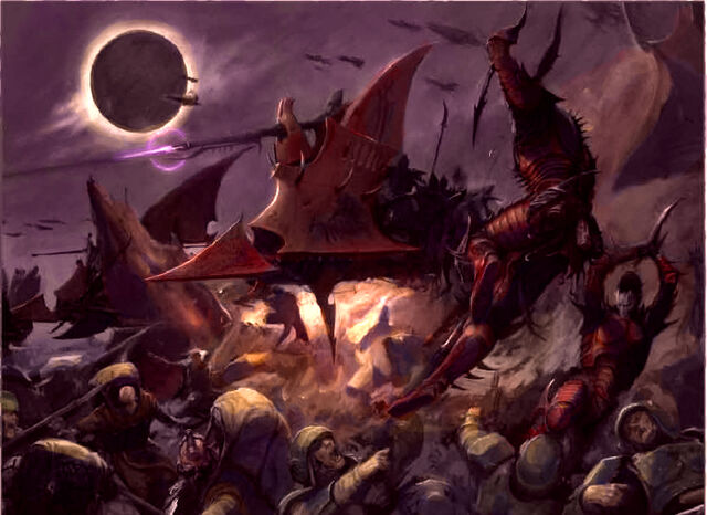 File:Dark Eldar Raid Colored by MajesticChicken.jpg
