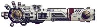 Tau Pulse Driver Cannon