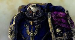 Ultramarine Tyrannic Vet
