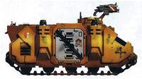 Techmarine Rhino 'Ferantus'