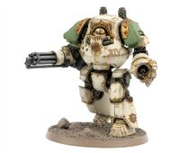 Death Guard Legion Contemptor Pattern Dreadnought