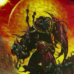 Daemon-Possessed Marine