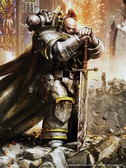 Garro Knight Errant