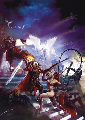 File:Adeptus Sororitas vs Dark Eldars.jpg