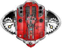 Knight Crusader Red Might (top)
