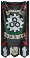 Clan Raukaan Clan Banner