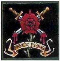 Order of the Bloody Rose Banner