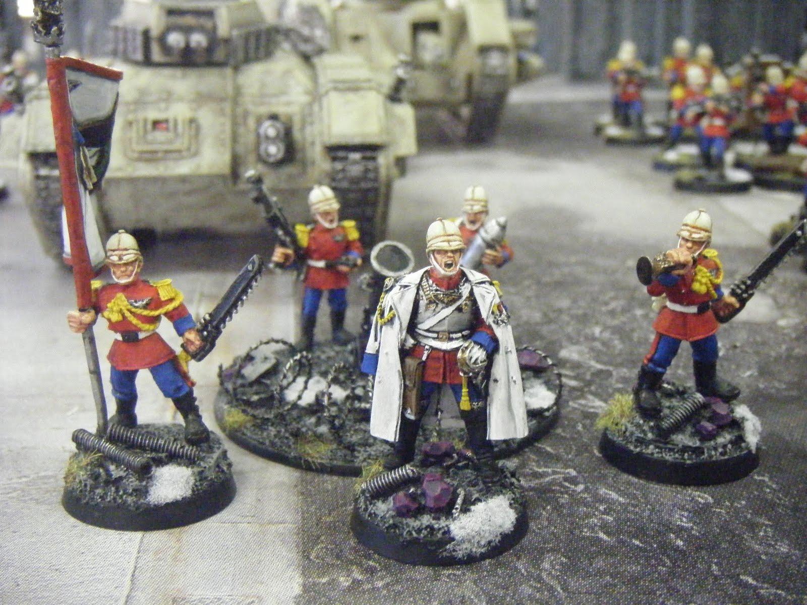 Vostroyan Scions: FANDOM Powered By Wikia