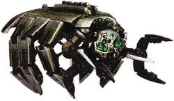 Necron Tomb Spyder
