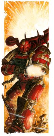 Daemonkin Chaos Marine