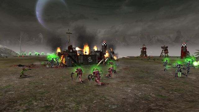 File:22. Gretchens in turrets in final stand against the force destroying their fortress.jpg