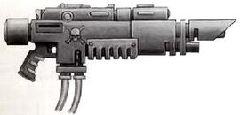Hellgun early pattern