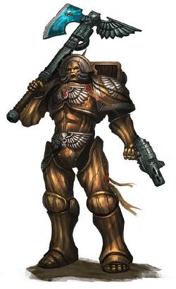 Dante Wargear