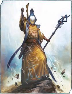Warlock Iyanden