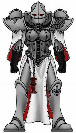 Order of the Argent Shroud Sister2