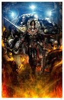 Ciaphas Cain Space Marines