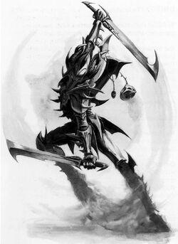 Drazhar - Master of Blades