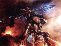 Cerastus Knight-Lancer Shock Lance