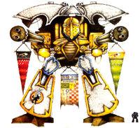 Warlord War Griffons RG Era