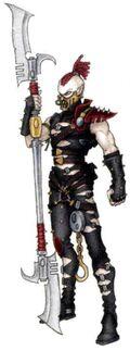 Helion The Bloodshot Blades