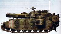 Stormblade Arkurian Pattern of Vaust 17th Regiment