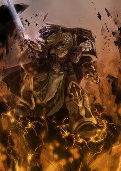 Destruction of Caliban