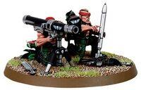 Catachan Hvy Weapon Team