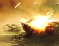 Astartes Tank Battle